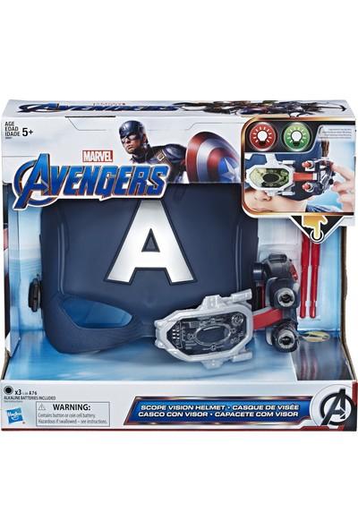Avengers Captain America Scope Vision Mask