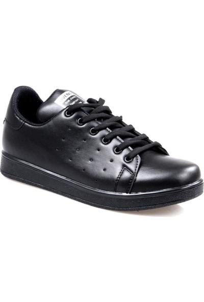 Livens Kadın Siyah Günlük Spor Ayakkabı