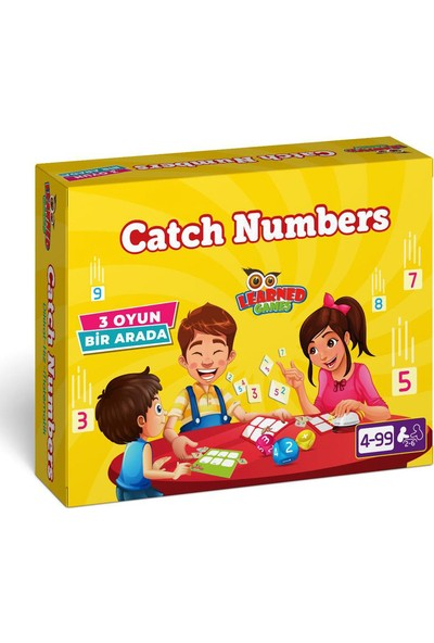 Learned Games Catch Numbers