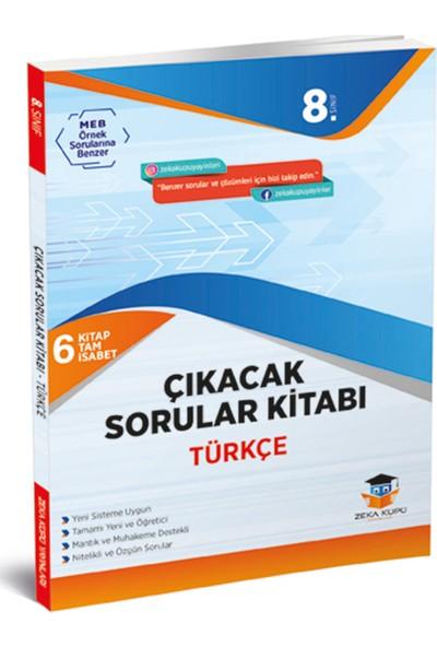Zeka Küpü 8. Sınıf LGS Türkçe Çıkacak Sorular Kitabı