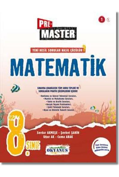 Okyanus 8. Sınıf Pre-Master Matematik Soru Bankası