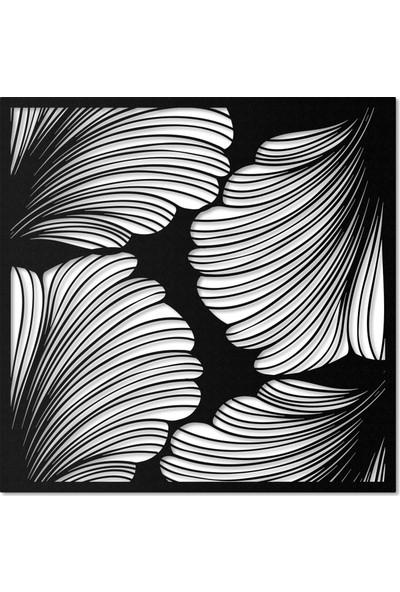 Artepera Lily Metal Tablo - APT029 70 x 70 cm