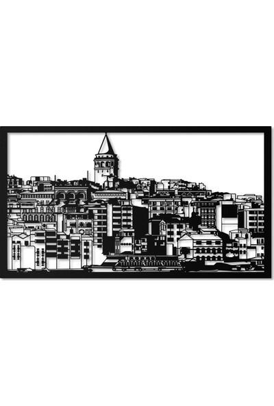 Artepera Orient Metal Tablo - APT054 45 x 70 cm