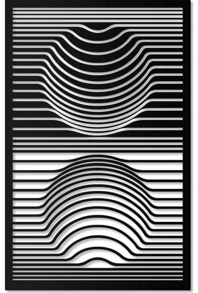 Artepera Anima Metal Tablo - APT072 45 x 70 cm