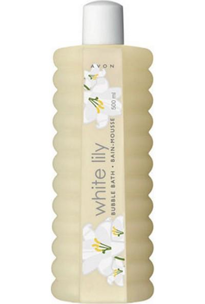 Avon White Lily Zambak Banyo Köpüğü 500 ml