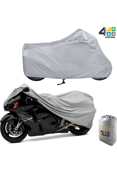 Kaliteplus Kawasaki Versys X 300 Abs 2019 Model Motosiklet Branda