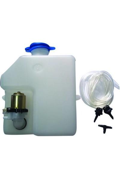 Dekar Su Fıskiye Depo Setidepo+Hortum+Motor Tofaş Rena