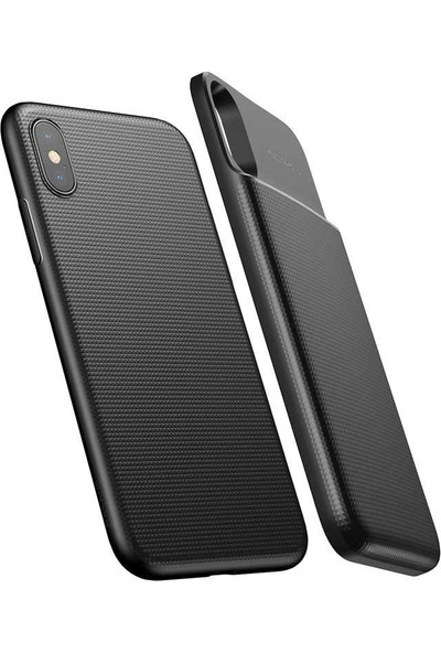 Baseus Apple iPhone X Baseus 1+1 Wireless Charge Backpack Power Bank