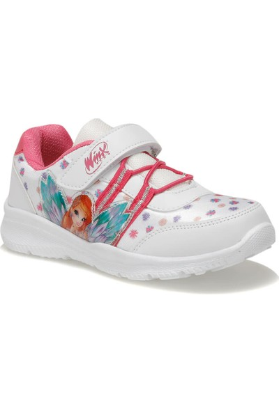 Winx Club 91.Sormy.F Beyaz Kız Çocuk Spor Ayakkabı