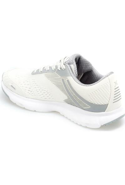 Kinetix Gaia W Beyaz Gümüş Kadın Koşu Ayakkabısı