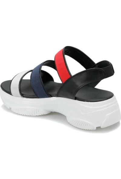 Butigo 19S-341 Lacivert Kadın Sandalet