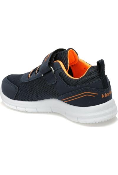 Kinetix Roger Lacivert Turuncu Erkek Çocuk Koşu Ayakkabısı