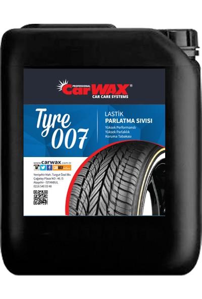 Carwax Rubber Tyre 007 Lastik Parlatma 20 kg