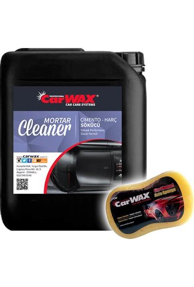 Carwax Motor Temizleyici Grease Cleaner 5 kg Uygulama Süngeri