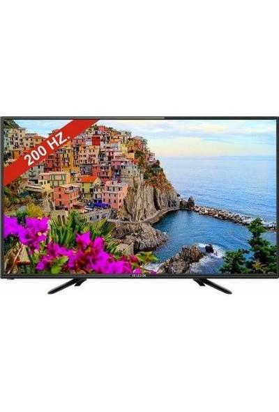 Telefox 43TFH4300 43'' 109 Ekran Uydu Alıcılı Full HD LED TV