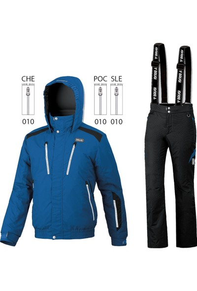 Brugi Jh44 Çocuk Kayak Giyim Takım