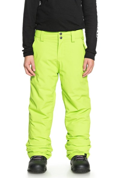Quiksilver Estate Snow 8 16 Çocuk Kayak Pantolon Eqbtp03018Gkc0