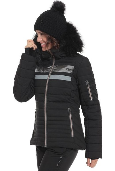 Sun Valley Reefton Kadın Kayak Montu Noır