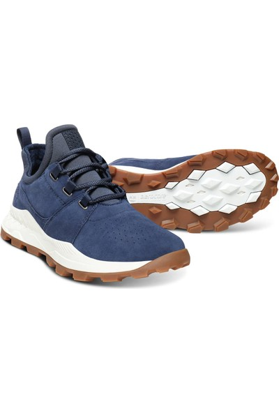Timberland Brooklyn Lace Oxford Erkek Ayakkabı Lacivert A1YVP