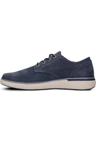 Timberland Cros Mark Oxford Unlined Erkek Ayakkabı Mavi A264S