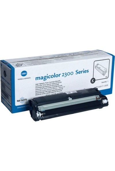 Konica Minolta MagiColor 2300W Siyah Toner