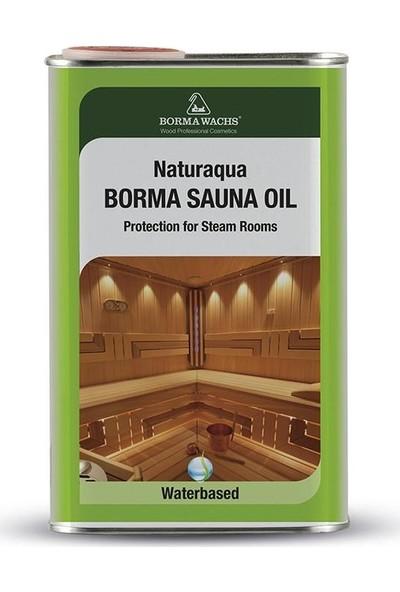 Borma Wachs Sauna Oil Voc Free Sauna Yağı