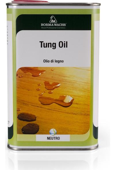 Borma Wachs Tung Oil Voc Free Tung Yağı