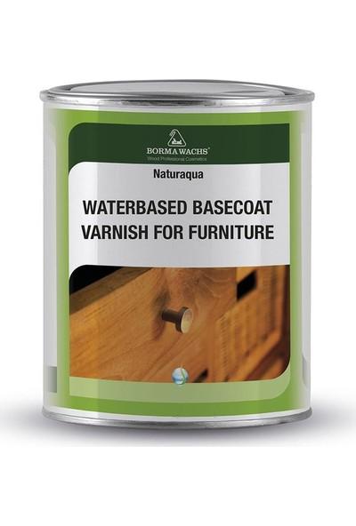 Borma Wachs Waterbased Basecoat Varnish For Parquet Su Bazlı Mobilya Dolgu Verniği