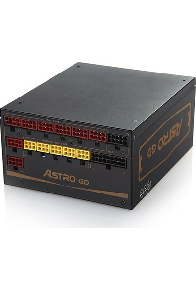 High Power ASTRO GD Serisi 1200W 80+ Gold Tam Modüler Power Supply (HPJ-1200GD-F14C)