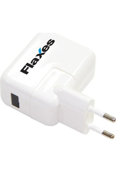 Flaxes FXA-700B USB Tablet Şarj Cihazı
