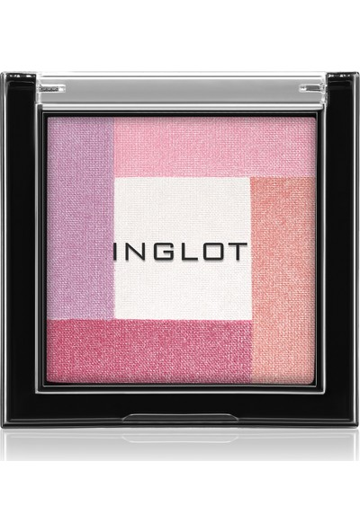 Inglot 5' Li Aydınlatıcı Paleti - Amc Multicolour System Feb Highlighting Powder 90