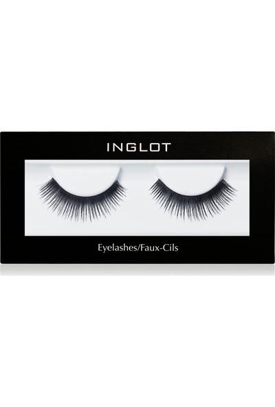 Inglot Doğal Görünümlü Takma Kirpik - Eyelashes 16N