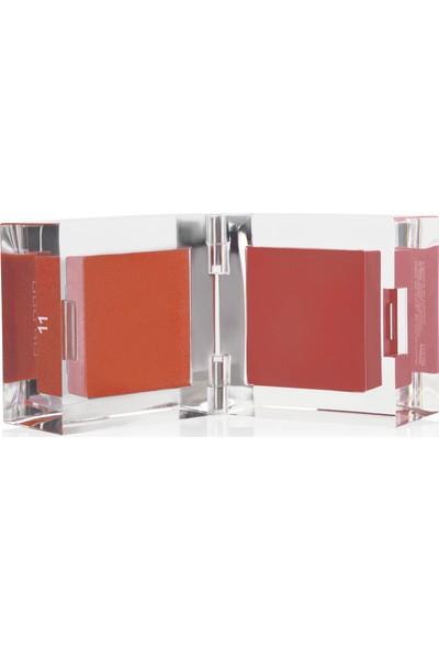 Inglot 2 'Li Likit Ruj -Lıp Duo Lip Gloss & Lip Paint 11