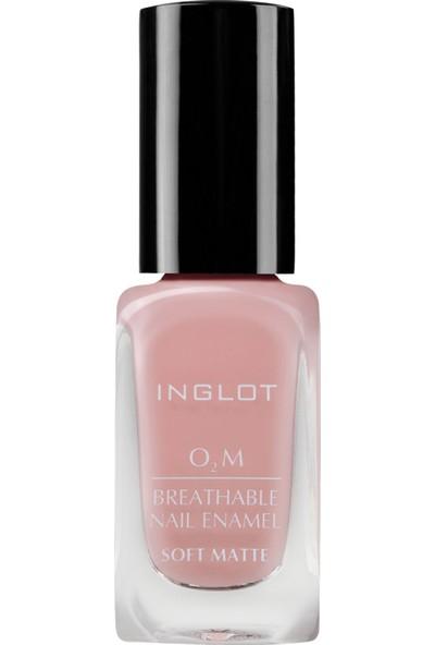Inglot O2M Oje Breathable Nail Enamel Soft Matte 503