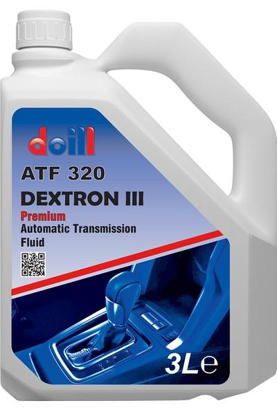Doill 3 Litre Atf 320, Dextron III Otomatik Şanzıman - Direksiyon ve Hidrolik Yağ