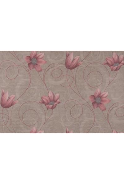 Yasham Adoro 7510-5 Non Woven Çiçekli Duvar Kağıdı