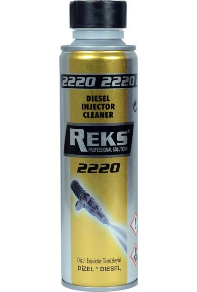 Reks Dizel Enjektör Temizleme 300 ml
