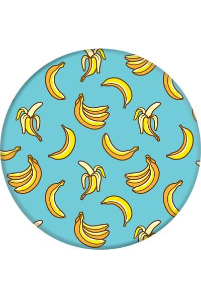 PopSockets Banana Bunch Telefon Tutacağı