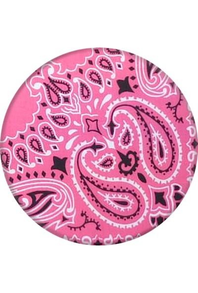 PopSockets Pink Bandana Telefon Tutacağı