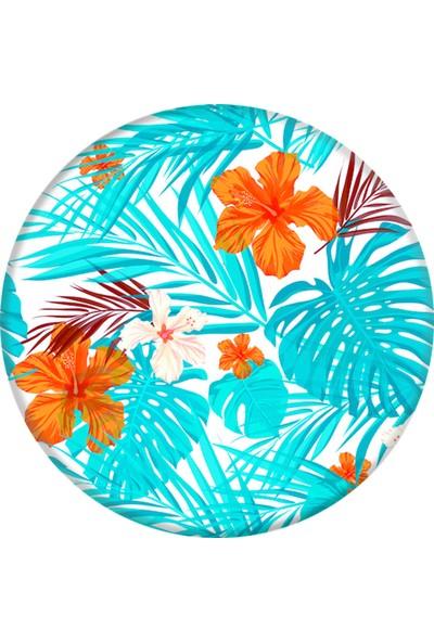PopSockets Tropical Hibiscus Telefon Tutacağı