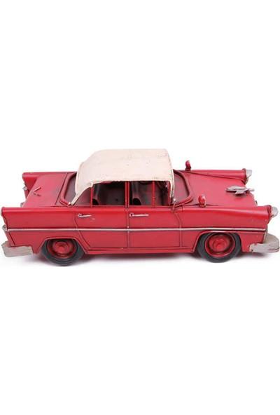 Hedi̇ye Bi̇ziz Classic Chevrolet Dekoratif Metal Araba