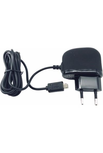 Muvit Prizden Micro USB Şarj Cihazı (Siyah)