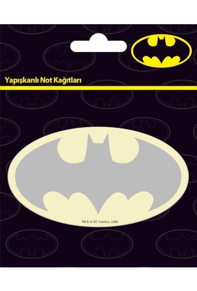 Mynote Batman Şekilli 50 Yaprak