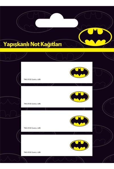 Notix Batman Ayraç 25 Yaprak 4 X 15 X 50