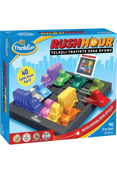 Thinkfun Rush Hour TR-5000