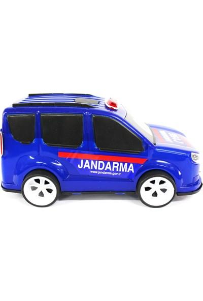 Çalkan Plastik Jandarma Arabası 32 cm