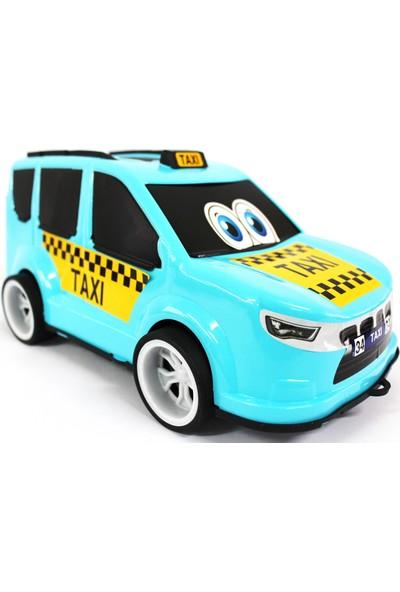 Çalkan Plastik Turkuaz Taxi 32 cm