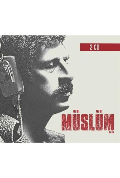 Müslüm Baba - Film Müzikleri 2 CD