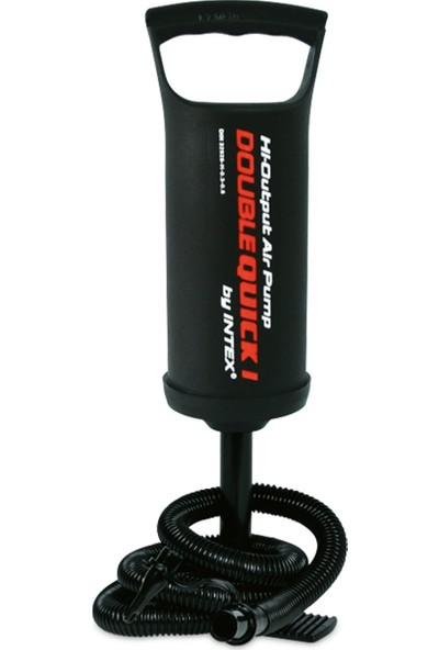 Intex Double Quick Çift Fonksiyonlu ( Dual-Way ) El Pompası - 68612