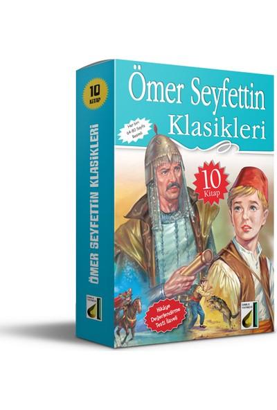 Ömer Seyfettin Serisi (10 Kitap) - Ömer Seyfettin